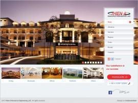 Website giới thiệu Công ty CP