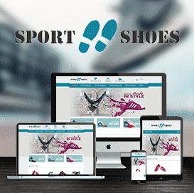 Website giầy thời trang Sport Shoes