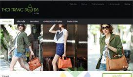 Website túi Thời trang đồ da
