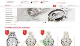 Website đồng hồ Autowatch