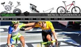 Website xe đạp thể thao 24h