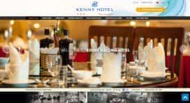 Wesbite Khách sạn Kenny Hạ Long
