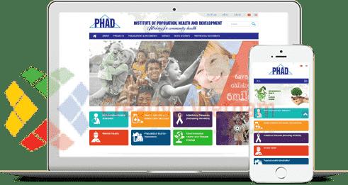 Thiết kế website giới thiệu công ty tại Creative Việt Nam - cover