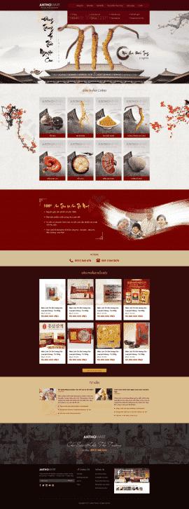 Website An Thọ Mart
