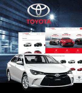 Đại lý Toyota
