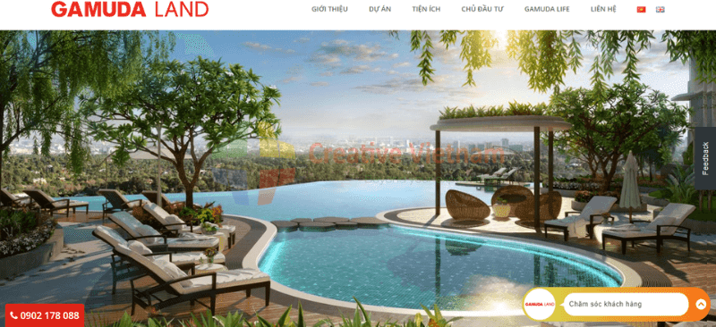 mau-website-resort-nghi-duong-gamuda-land