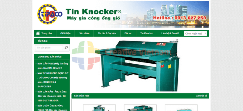 website-may-moc-co-khi-tin-knocker